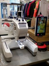 Brother PR670e Embroidery Machine service